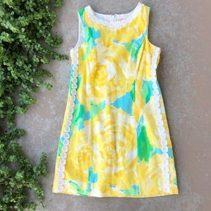 Lilly Pulitzer First Impression Mila Shift Dress
